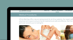 See the Infinity MedSpa Project