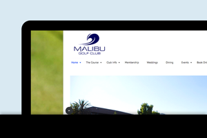 See Malibu Golf Club Project