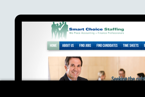 See Smart Choice Staffing Project