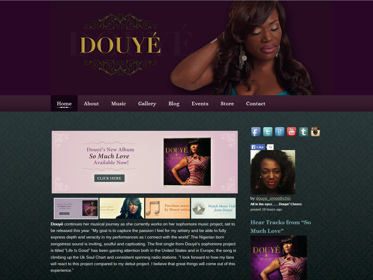 See Douye Project