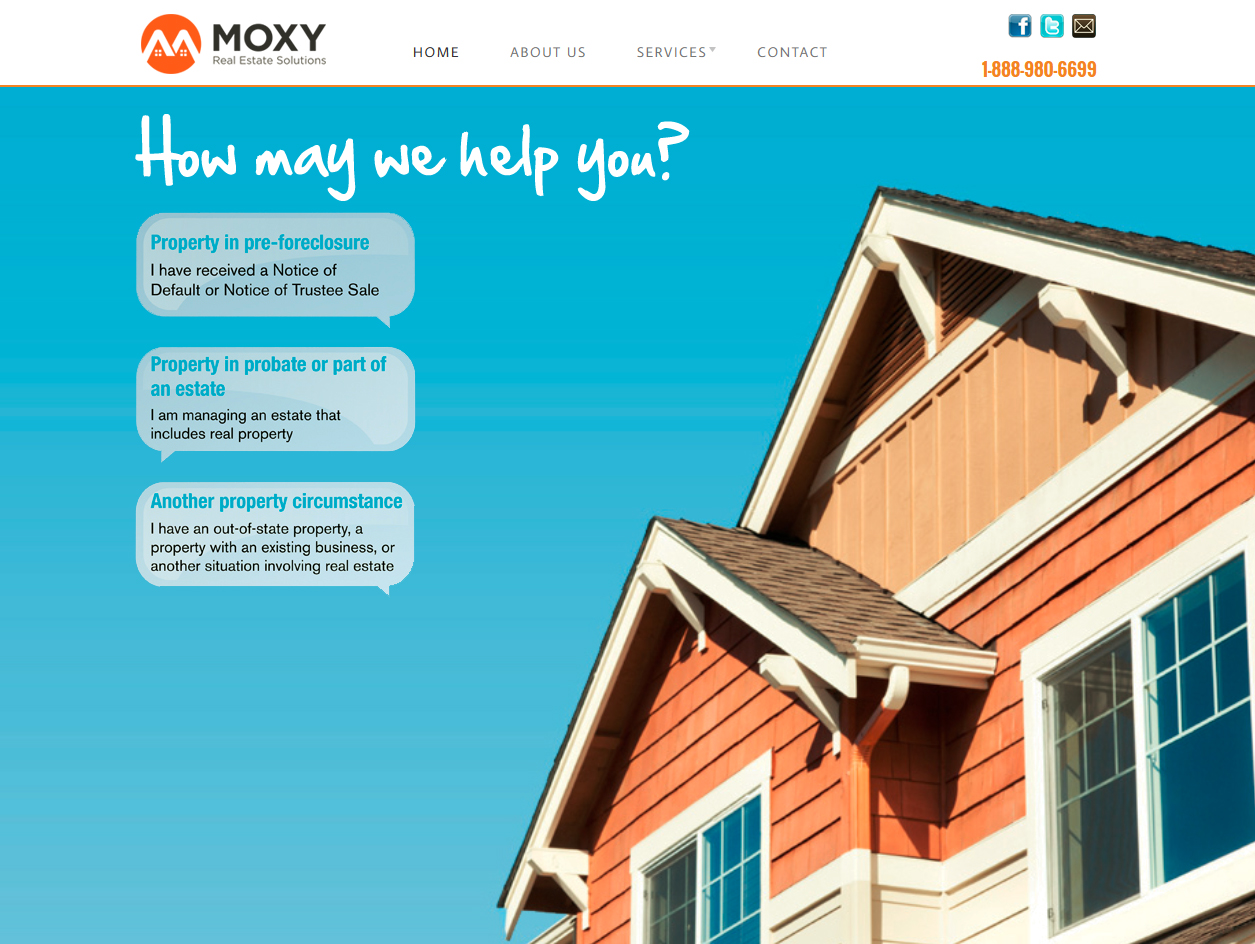 See Moxy Real Estate Solutions Project