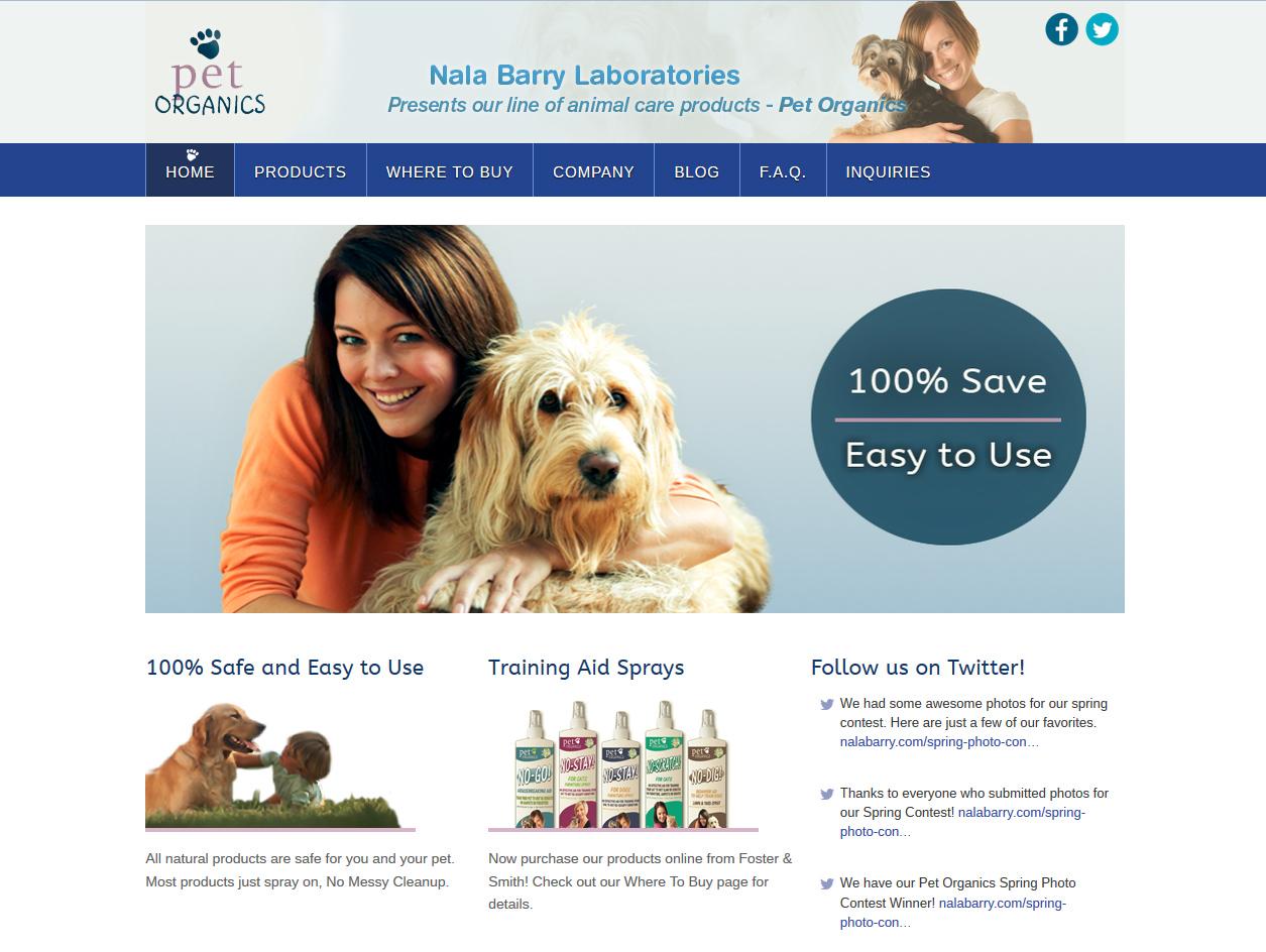 See Pet Organics Project