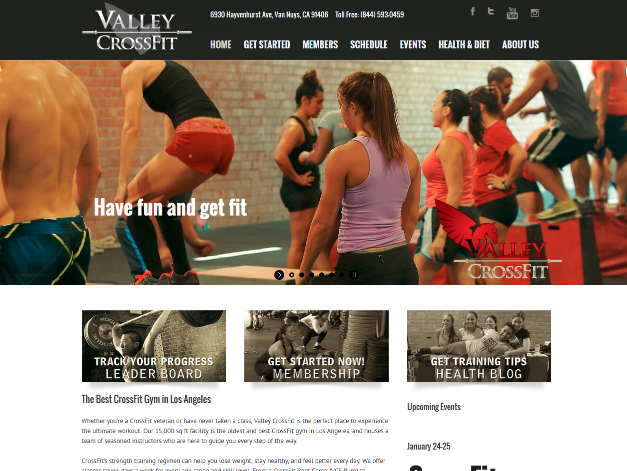 See Valley Crossfit Project